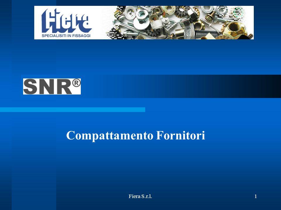 Fiera S.r.l.1 Compattamento Fornitori