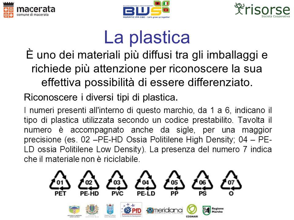 Bottiglie di plastica Le bottiglie di plastica utilizzate come contenitori per lacqua provocano grave inquinamento già in fase di produzione per la quale richiedono lutilizzo di 2 kg di petrolio e 17,5 litri di acqua per 25 bottiglie da 1,5 litri.