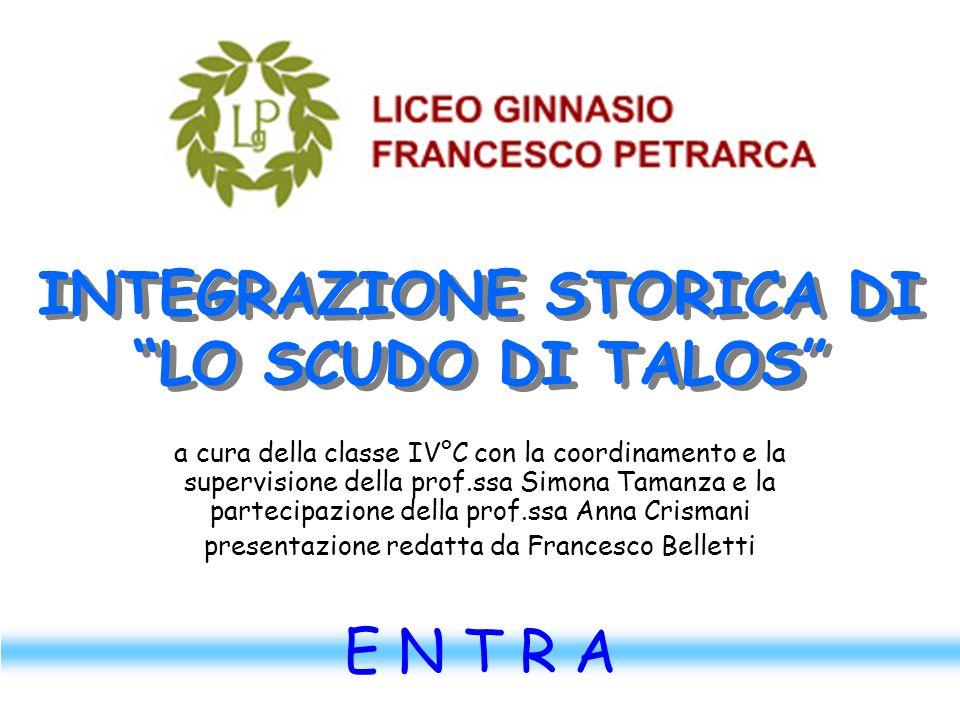 torna alla Home Page Liceo Ginnasio Francesco Petrarca Leducazione dei figli I genitori non si occupavano molto delleducazione dei propri figli; li portavano in un luogo chiamato lesche, in cui cerano i più anziani che esaminavano i più piccoli.