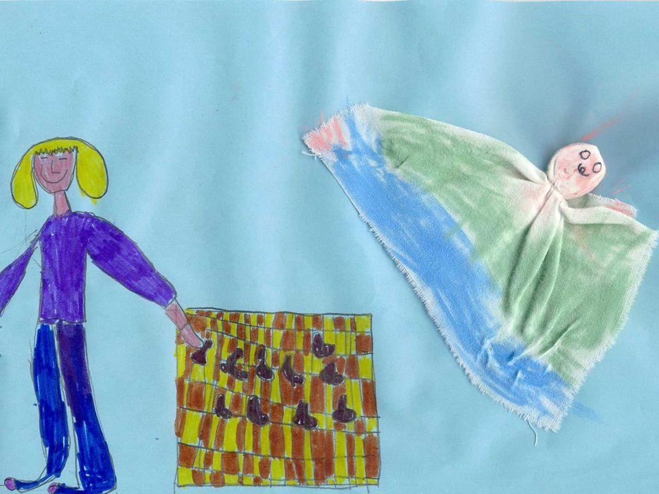 A scuola la bambina raccontò che il fantasma era buono e simpatico.