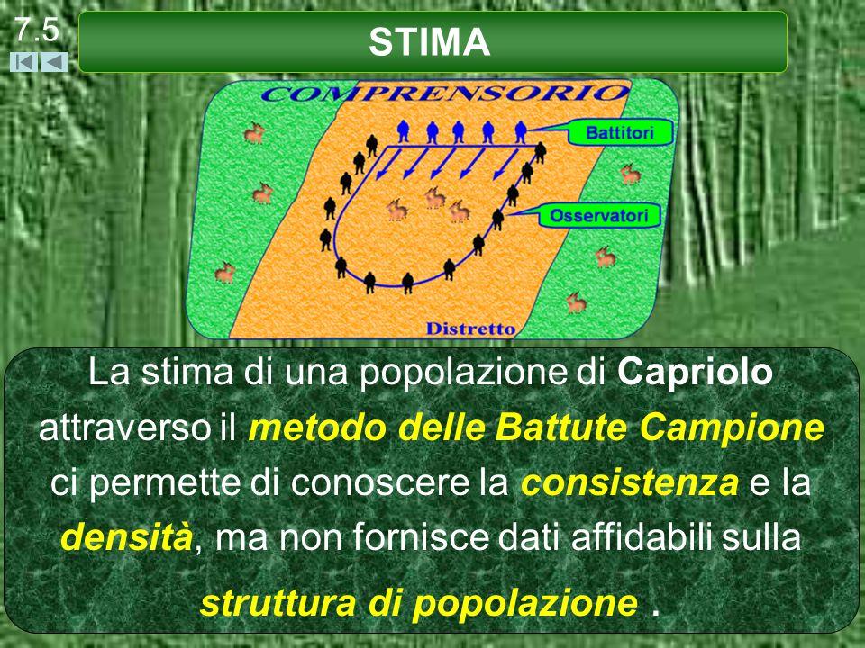 Il metodo delle Battute Campione richiede molto personale, anche se non specializzato e nessuna strumentazione particolare.