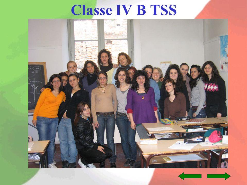 Classe IV B TSS