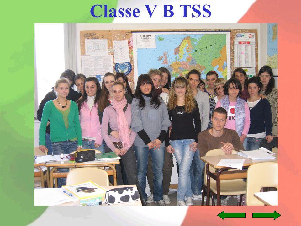 Classe V B TSS