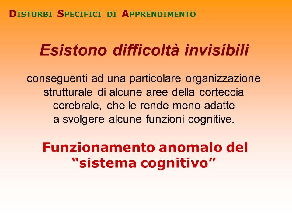 Dislessia TEORIA MAGNOCELLULARE Tratto da: Zoccolotti P.
