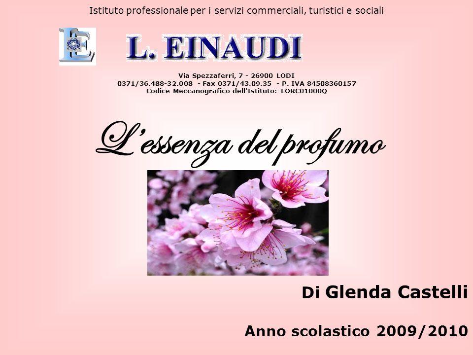 Istituto professionale per i servizi commerciali, turistici e sociali Via Spezzaferri, 7 - 26900 LODI 0371/36.488-32.008 - Fax 0371/43.09.35 - P.