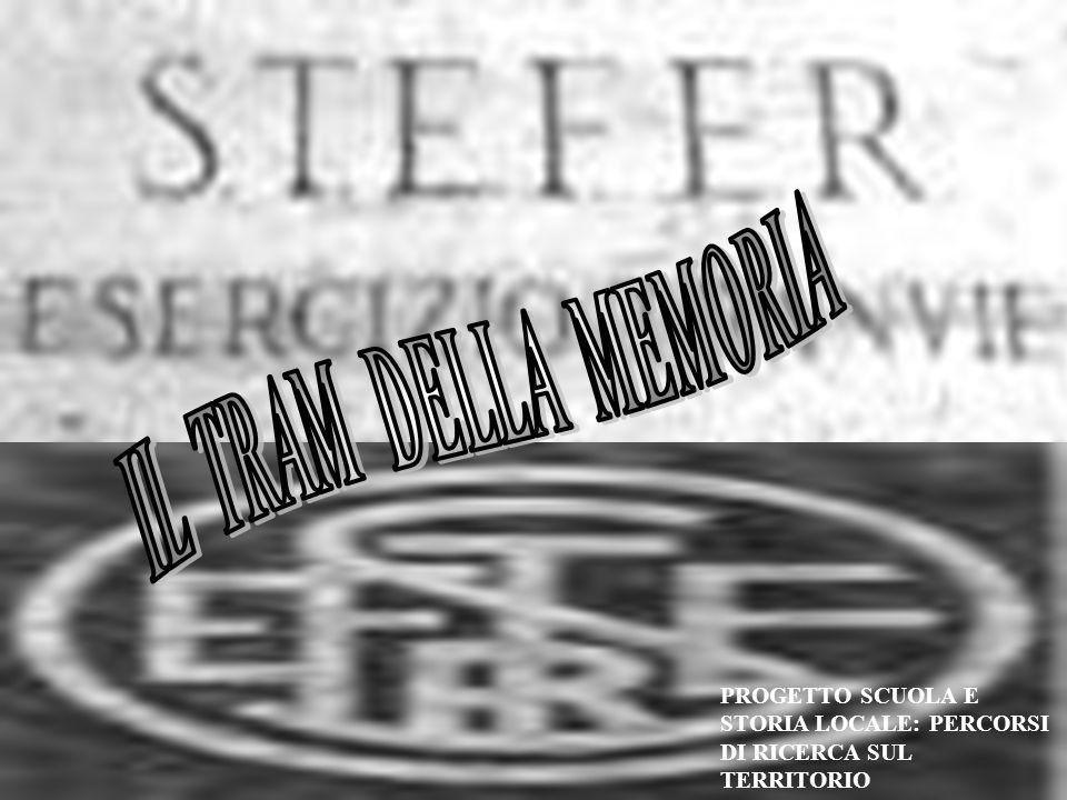 PROGETTO SCUOLA E STORIA LOCALE: PERCORSI DI RICERCA SUL TERRITORIO