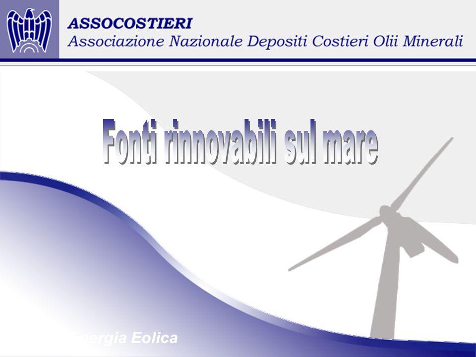 Assocostieri Associazione Nazionale Costieri Energia Eolica