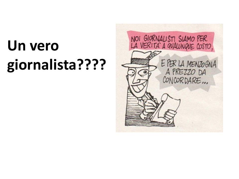 Un vero giornalista
