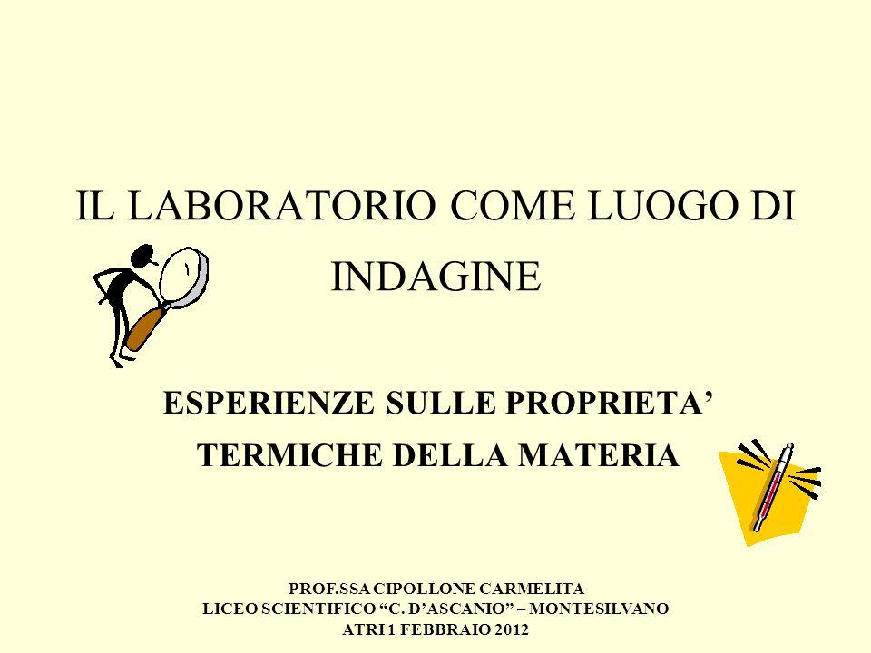 PROF.SSA CIPOLLONE CARMELITA LICEO SCIENTIFICO C.