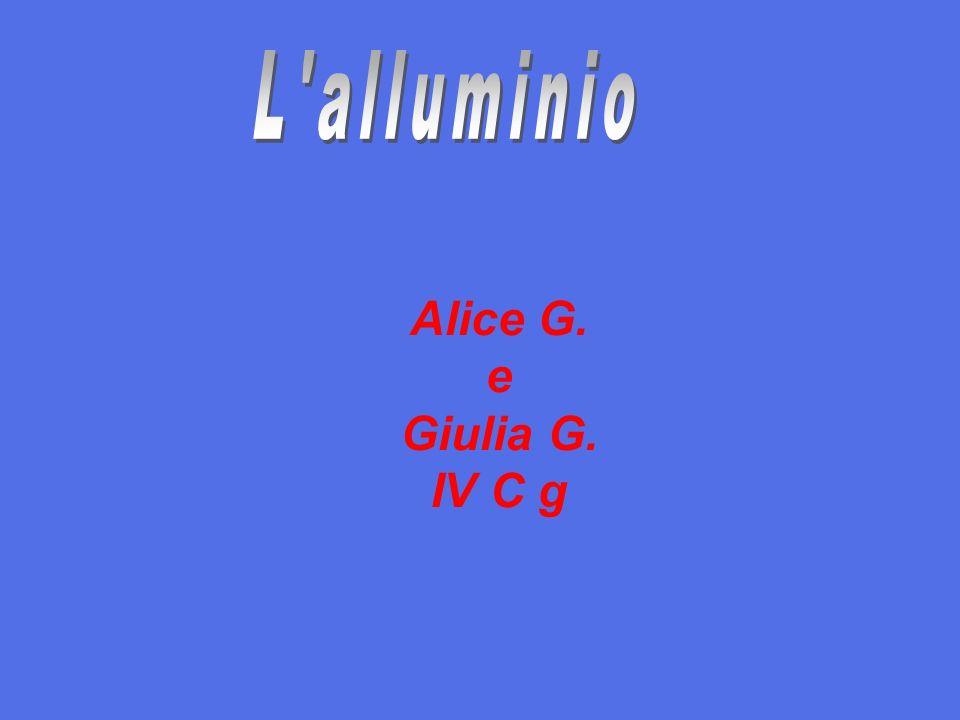 Alice G. e Giulia G. IV C g