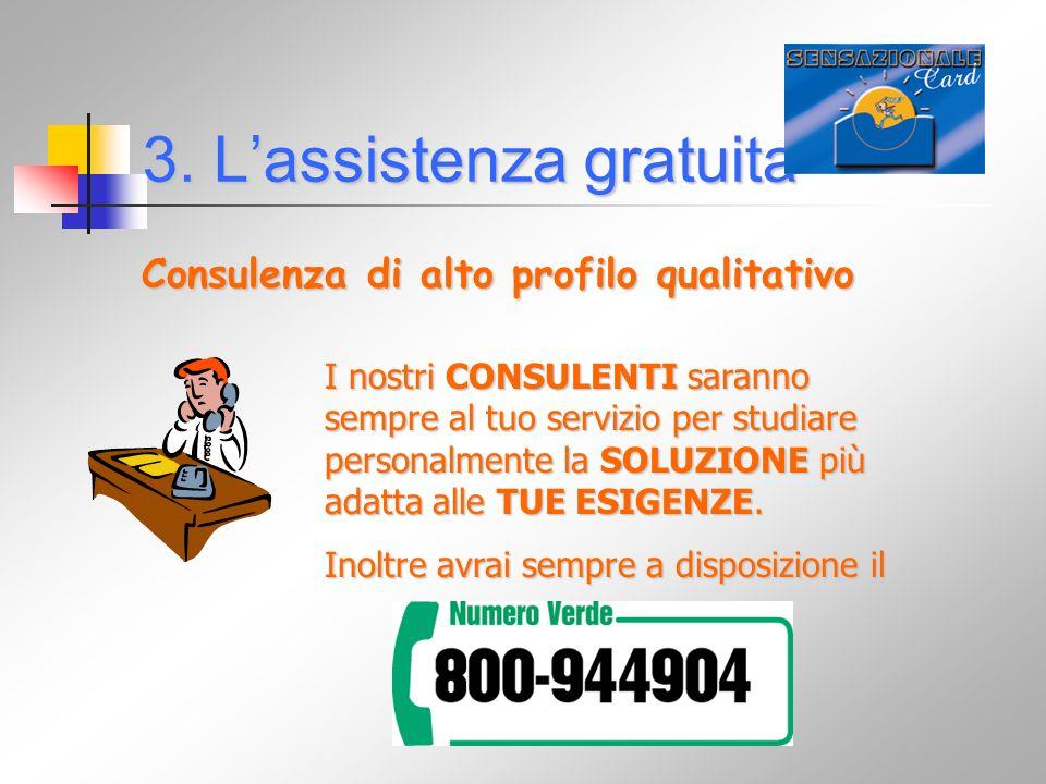 2. Linterscambio della clientela Laderenza al circuito non si limita a consolidare il tuo PORTAFOGLIO clienti ma ti consente di attingere ad una ampia
