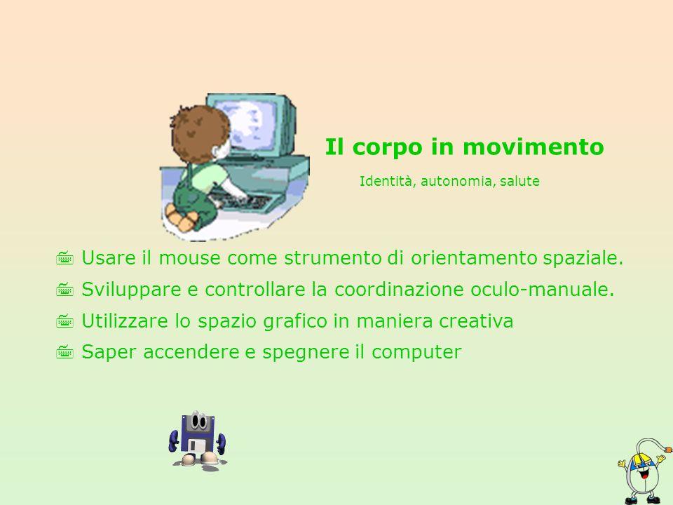 I discorsi e le parole Comunicazione, lingua, cultura Ascoltare e comprendere le consegne dellinsegnante.