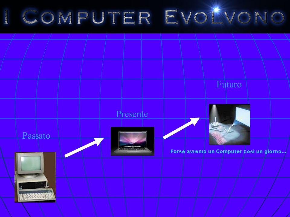 Passato Presente Futuro Forse avremo un Computer così un giorno…