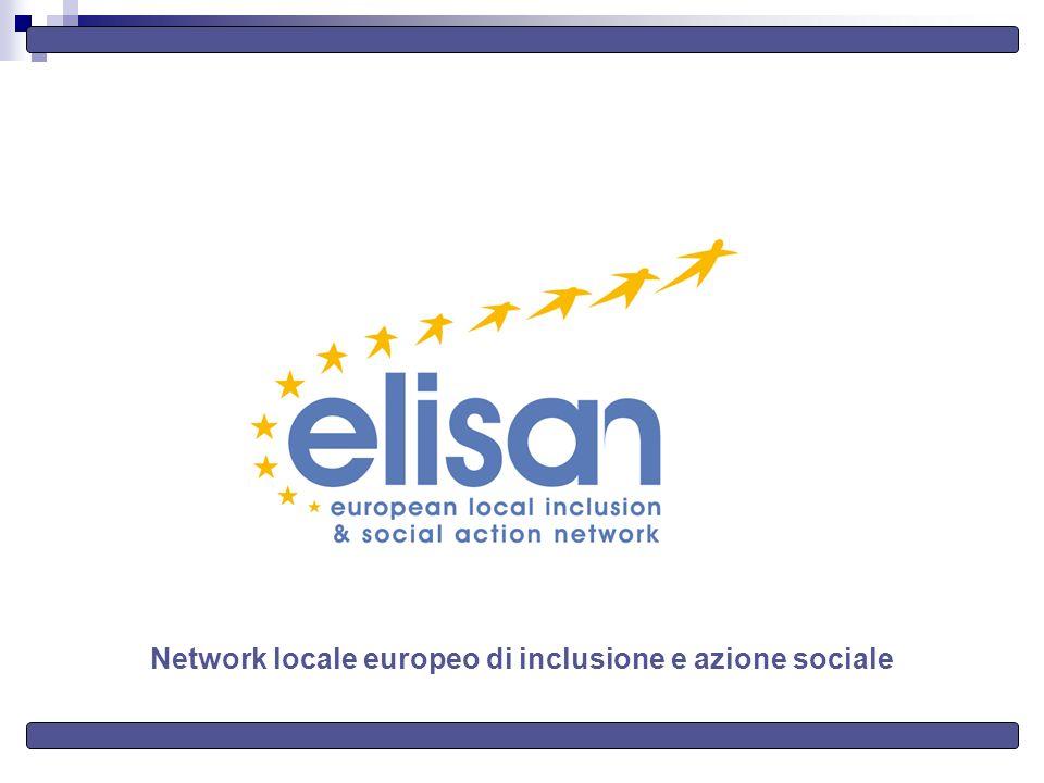 Network locale europeo di inclusione e azione sociale