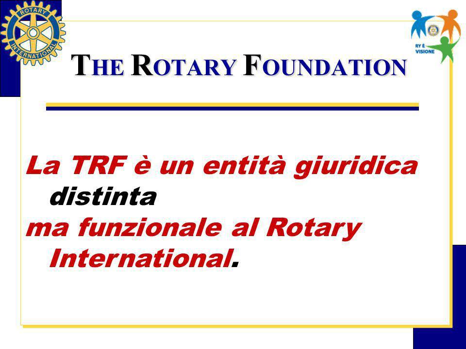 Il Rotary è unorganizzazione mondiale di dirigenti e professionisti che fornisce servizi umanitari ed incoraggia a rispettare rigorosi principi etici in tutti gli ambiti professionali.
