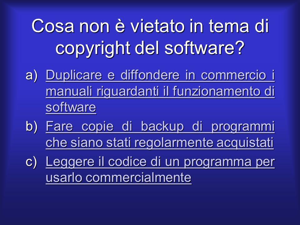 Quali tra le seguenti non è una delle 4 fasi di sviluppo del computer.