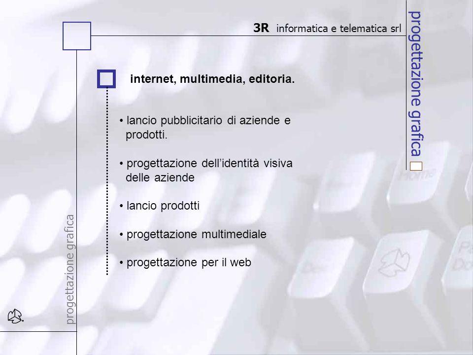 progettazione grafica internet, multimedia, editoria. lancio pubblicitario di aziende e prodotti. progettazione dellidentità visiva delle aziende lanc