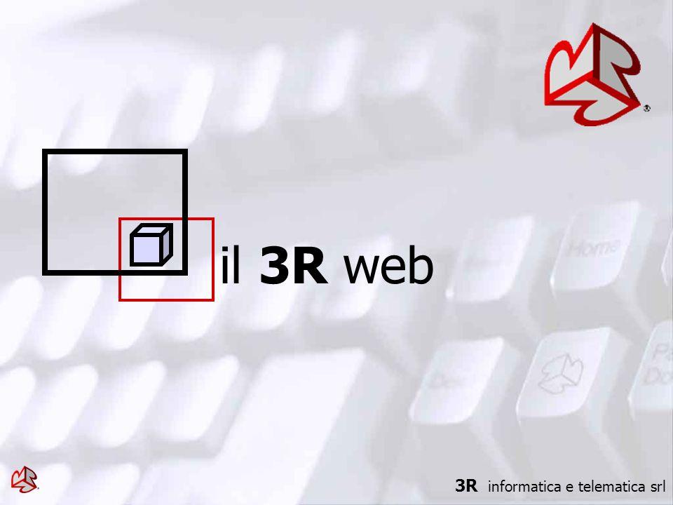 il 3R web 3R informatica e telematica srl