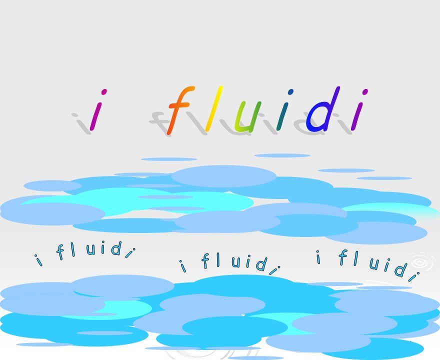 12 V S In un fluido stazionario di densità ρ isoliamo un volume V per mezzo di una superficie di contorno impermeabile e priva di massa, di area S.