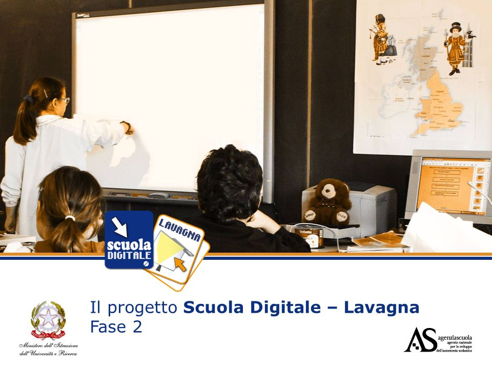 Il progetto Scuola Digitale – Lavagna Fase 2