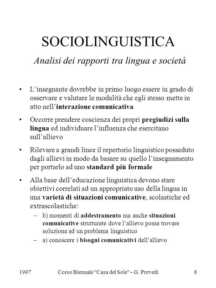 1997Corso Biennale Casa del Sole - G.