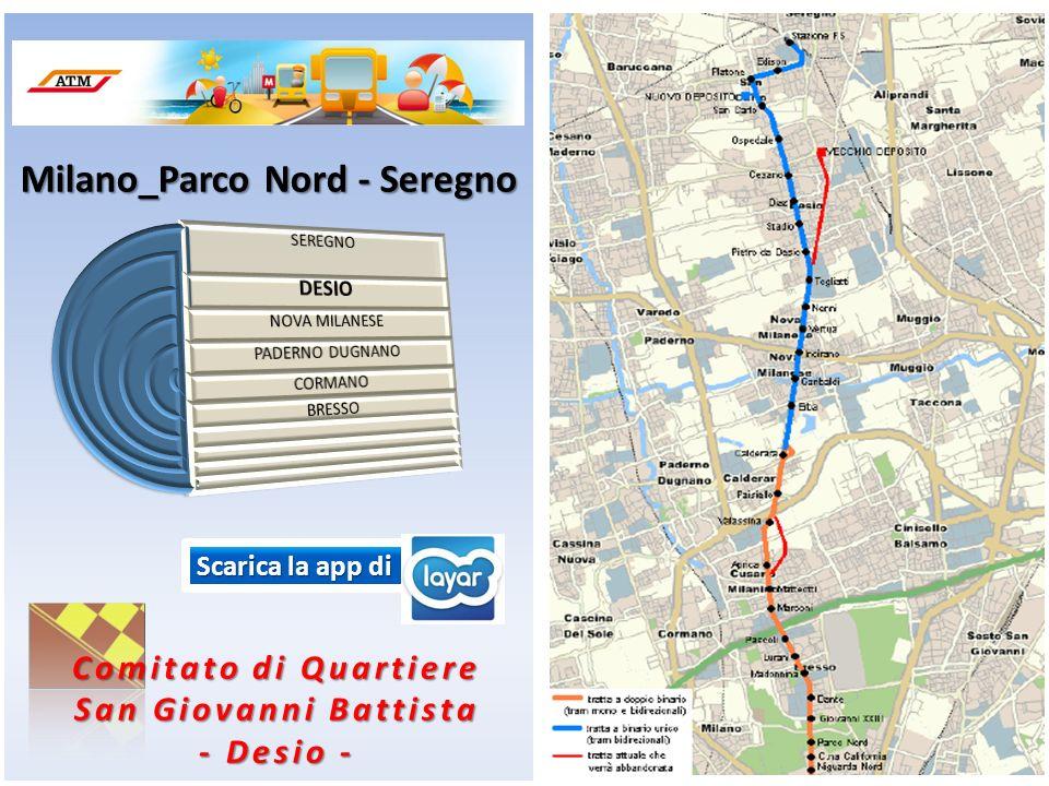 Milano_Parco Nord - Seregno Comitato di Quartiere San Giovanni Battista - Desio - Scarica la app di