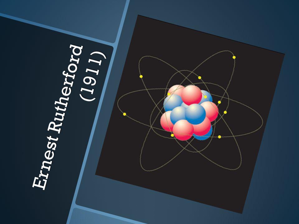 la carica positiva è concentrata in un nucleo piccolo la carica positiva è concentrata in un nucleo piccolo anche la massa è concentrata nella regione centrale dellatomo anche la massa è concentrata nella regione centrale dellatomo