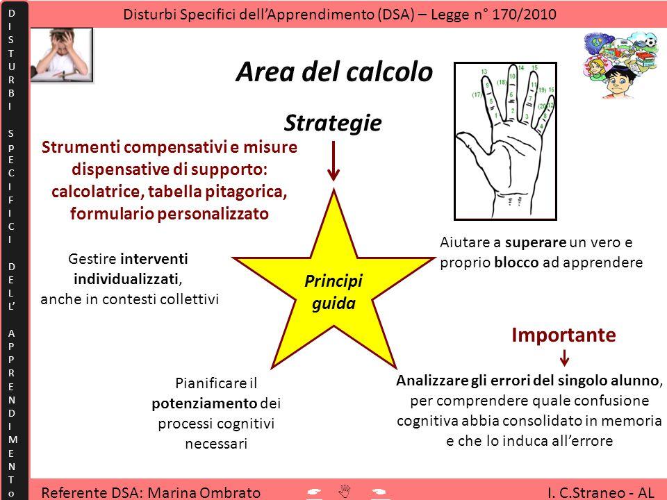 Referente DSA: Marina Ombrato I. C.Straneo - AL Disturbi Specifici dellApprendimento (DSA) – Legge n° 170/2010 1 2 3 4 5 6 7 8 9 10 11 12 13 14 15 16