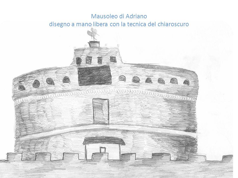 Mausoleo di Adriano II parte dellitinerario