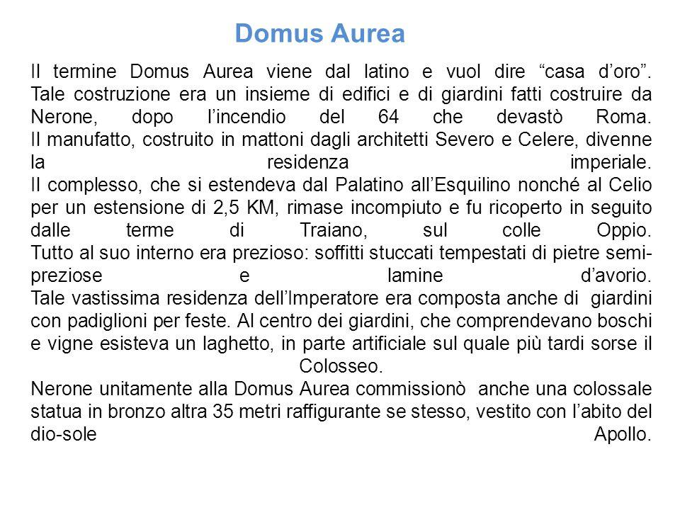 Domus Aurea disegno a mano libera con la tecnica del chiaroscuro