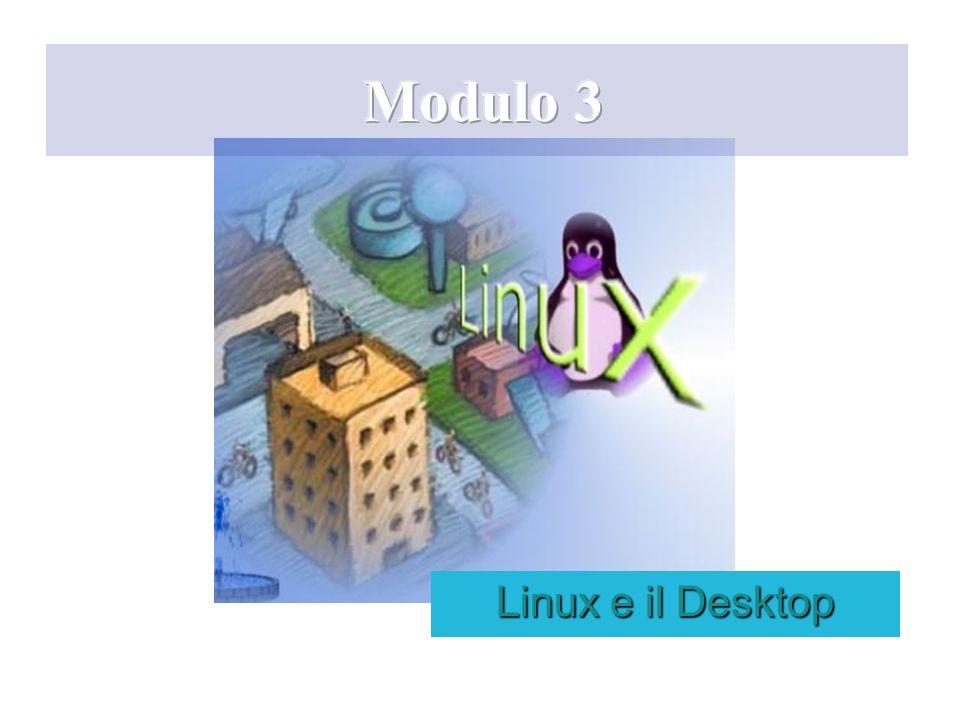 Linux e il Desktop