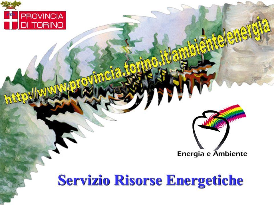 Servizio Risorse Energetiche