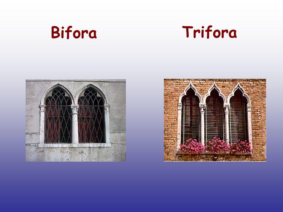 Bifora Trifora