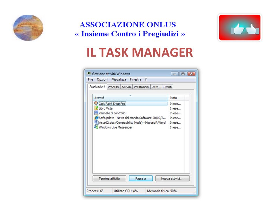 IL TASK MANAGER