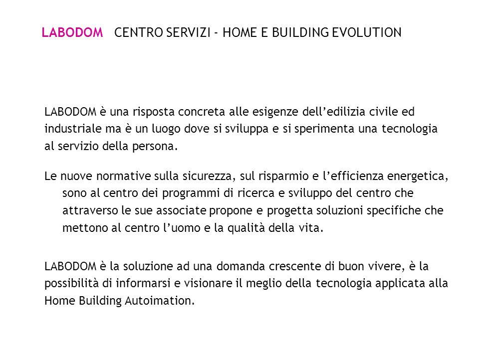 Building Evolution è la Gestione Integrata degli Edifici ovvero una soluzione costituita da impianti integrati tra loro in modo intelligente.
