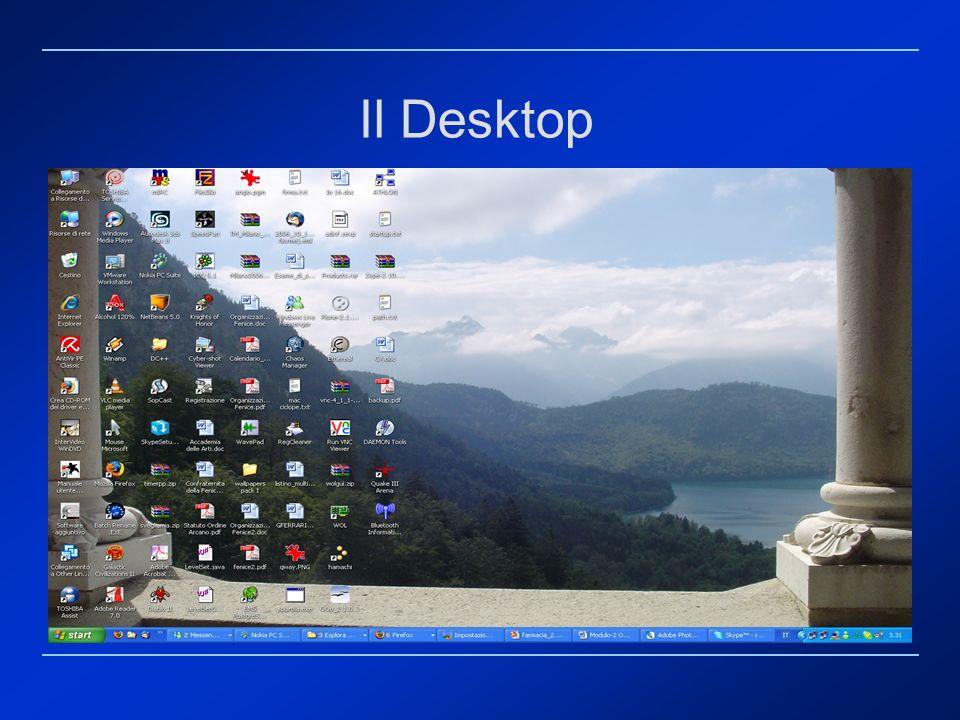 Il Desktop