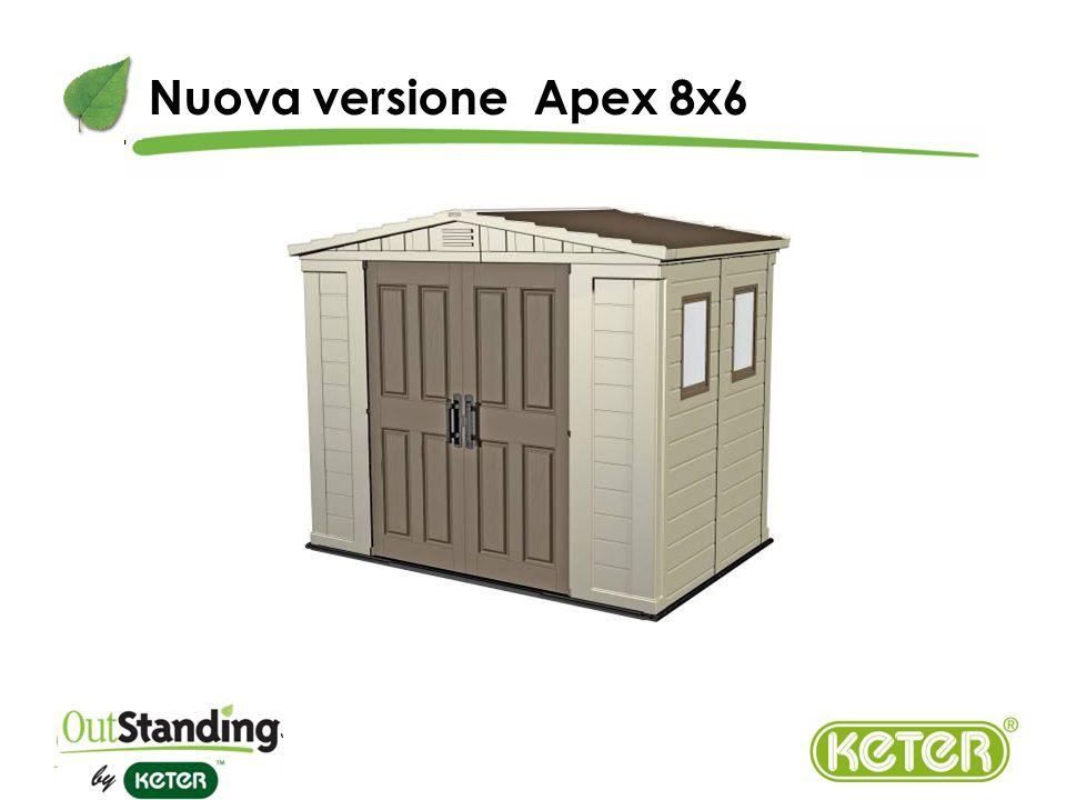 Nuova versione Apex 8x6