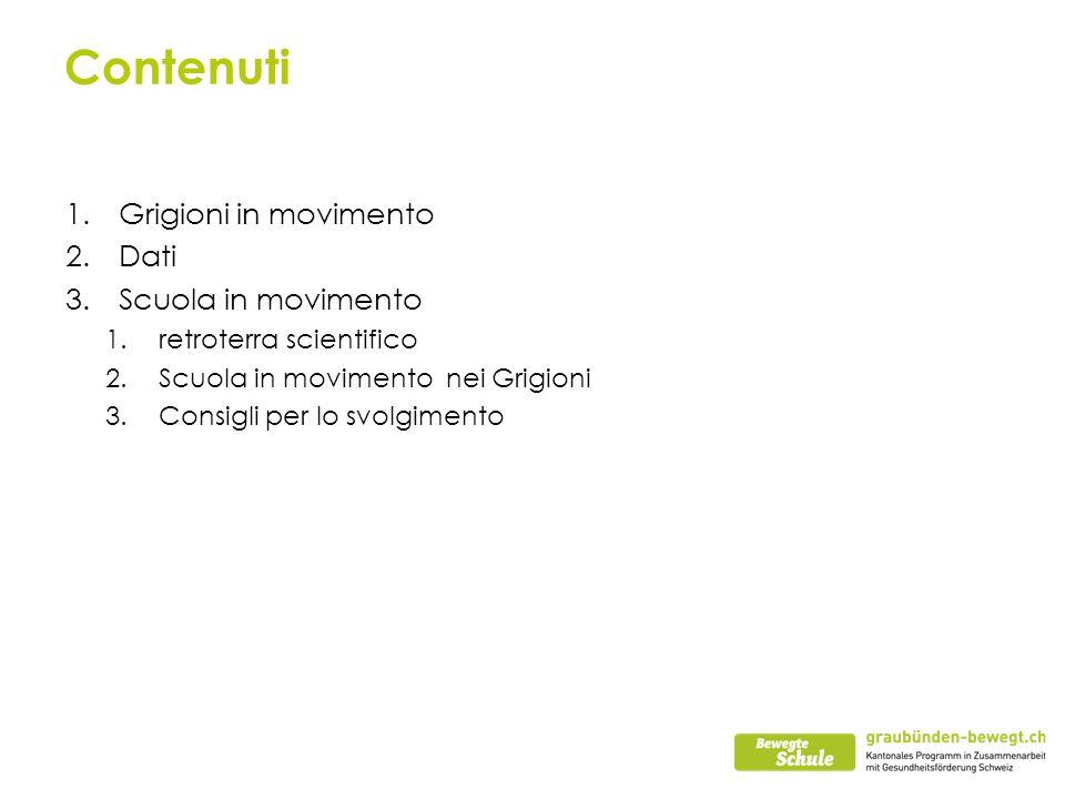 1. Grigioni in movimento