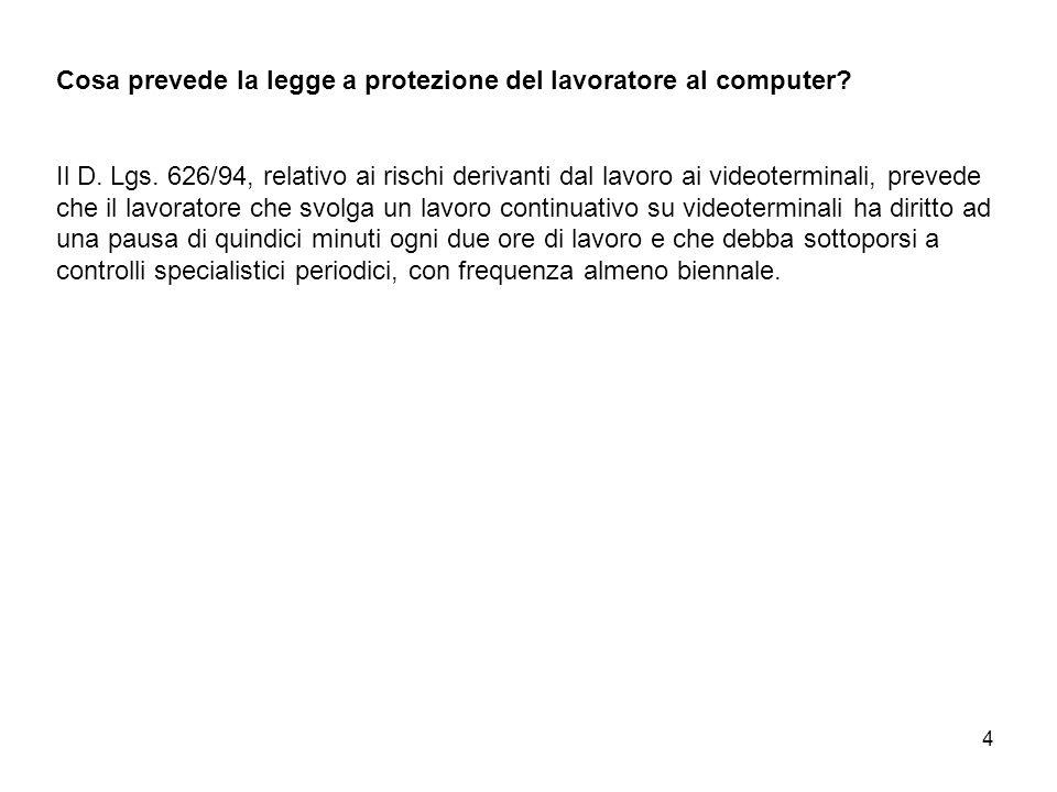 5 Sicurezza, Diritti d autore, Aspetti Giuridici Cosa si intende per sicurezza dei dati.