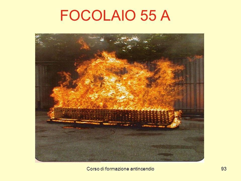 Corso di formazione antincendio93 FOCOLAIO 55 A