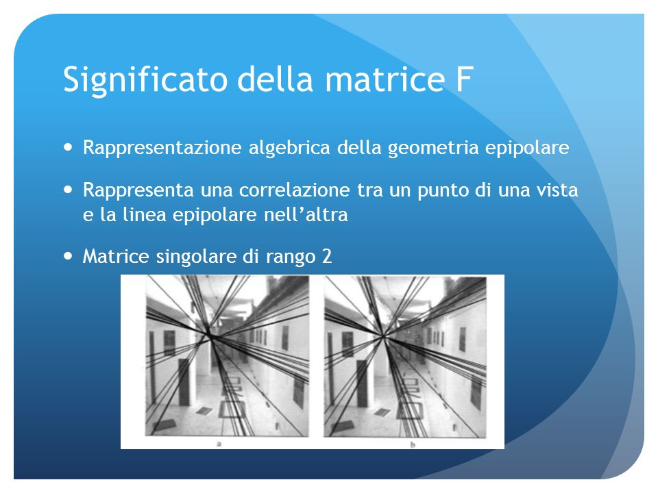 Matrice F