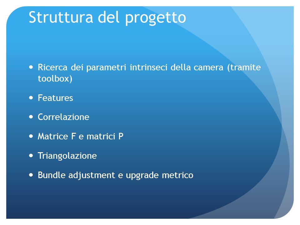 Structure from motion Biagio Montesano Alessandro Previti Francesco Puja