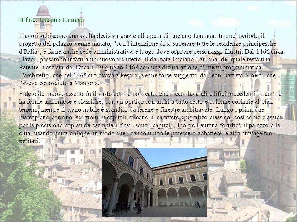 Il fronte a strapiombo su Valbona venne invece completato con la cosiddetta facciata dei Torricini , leggermente ruotata verso ovest rispetto agli assi ortogonali del palazzo.
