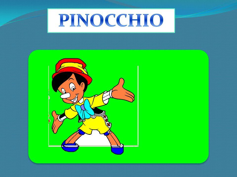 I personaggi della favola di Pinocchio