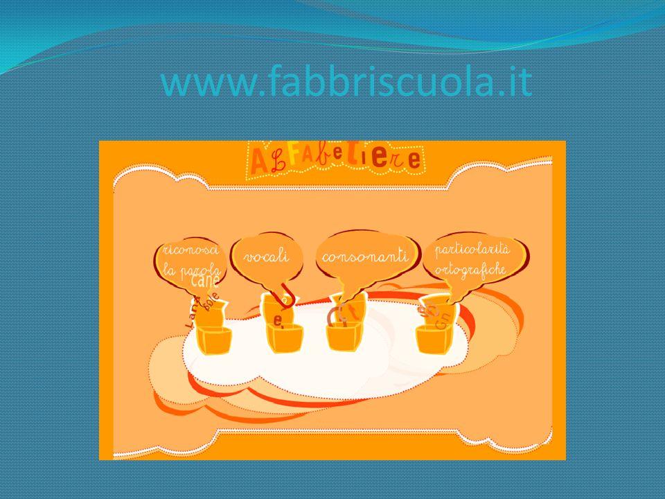 Per il rafforzamento della lingua italiana sono stati utilizzati alcuni siti didattici on line: www.baby-flash.com