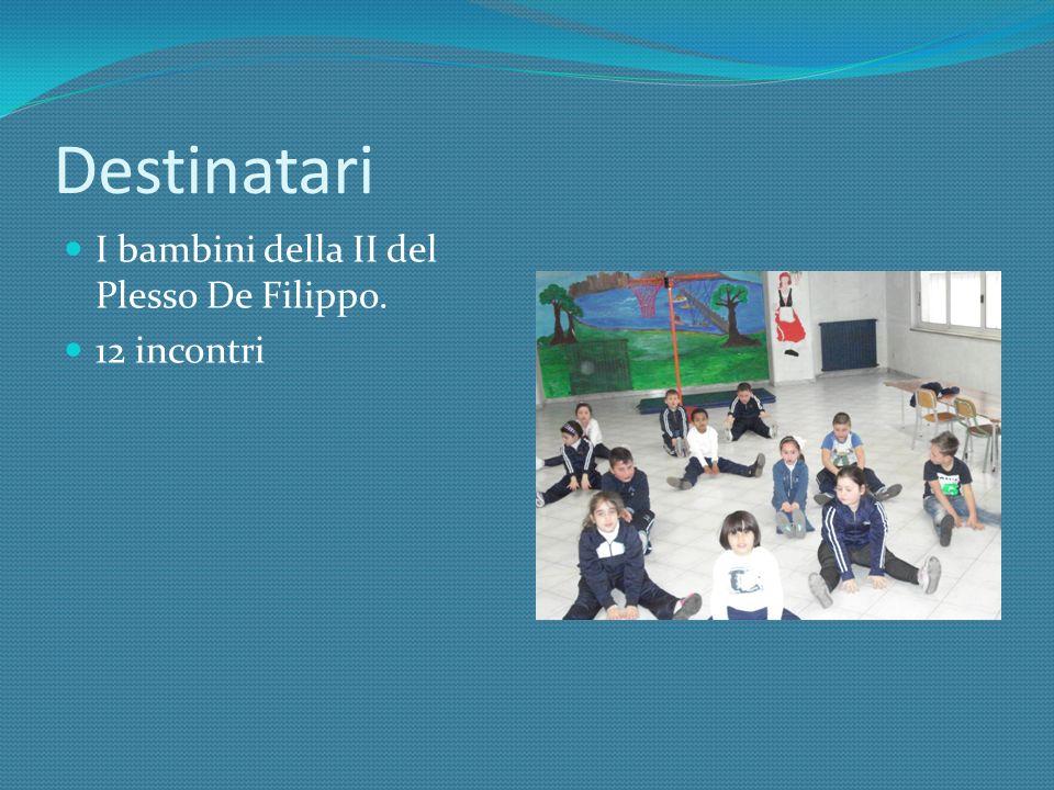 Obiettivi -Apprendere comportamenti socializzanti attraverso il gioco musicale (autocontrollo, comunicazione delle emozioni);