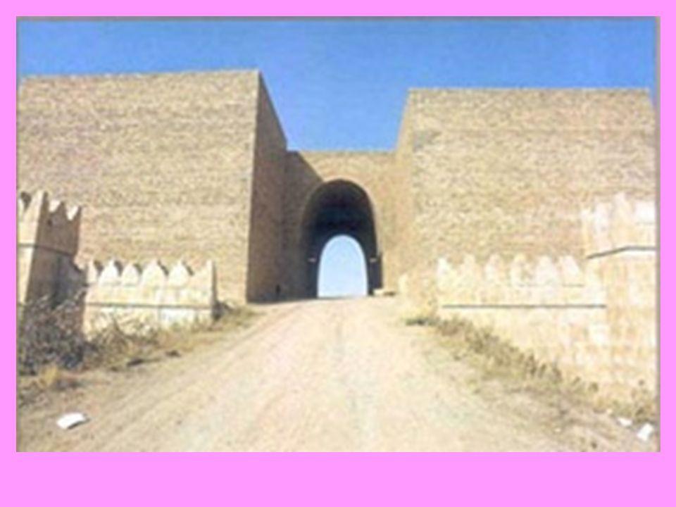 La civiltà assira si affermò all inizio del I millennio e terminò intorno al VII secolo a.