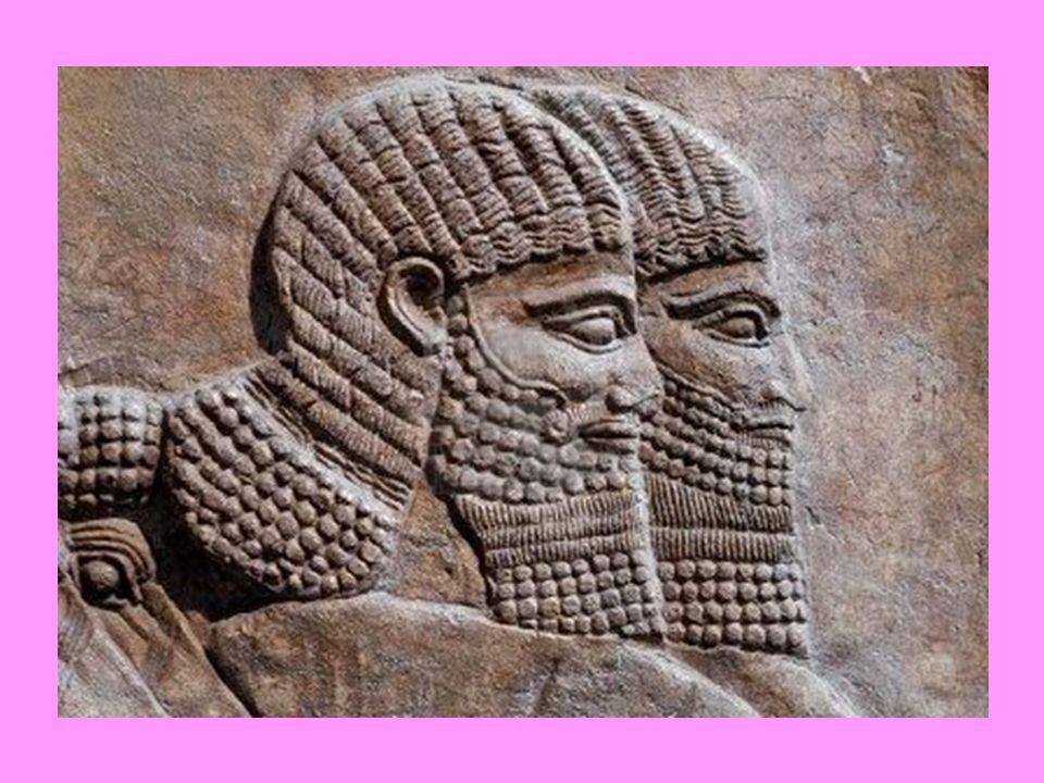 Questo ambiente difficile contribuì a rendere gli Assiri un popolo resistente e aggressivo.