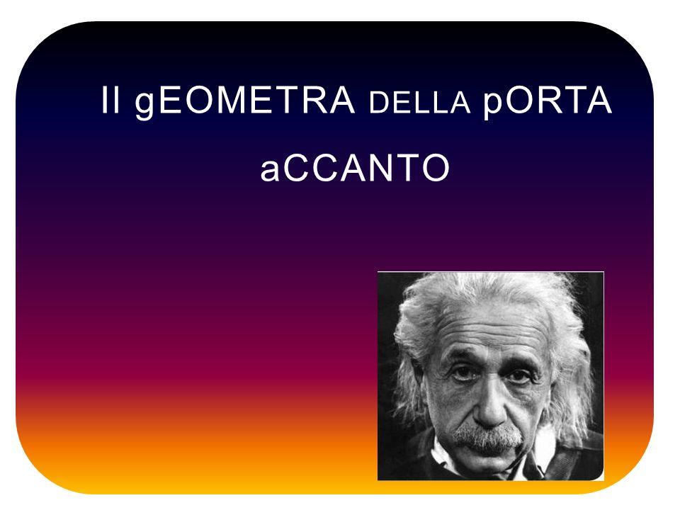 Il gEOMETRA DELLA pORTA aCCANTO