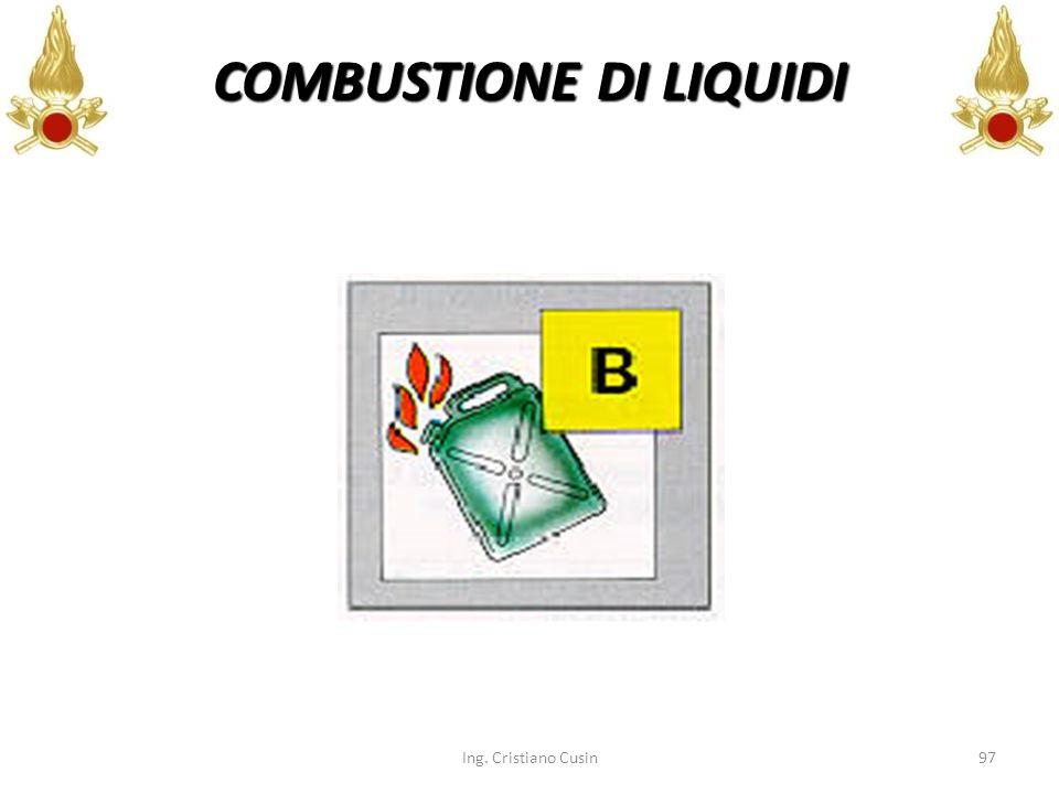 97 COMBUSTIONE DI LIQUIDI